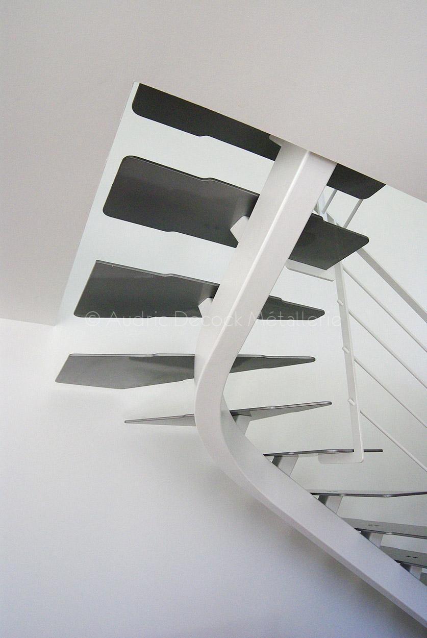 escalier metallique  (2)