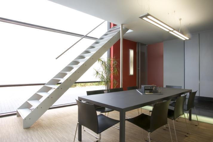 Escalier aluminium 01