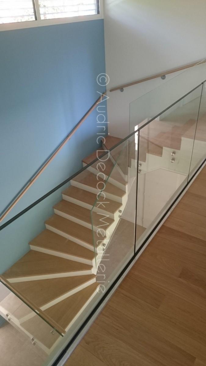 m tallerie lyon verri re sur mesure garde corps escalier m tallique garde corps escalier. Black Bedroom Furniture Sets. Home Design Ideas