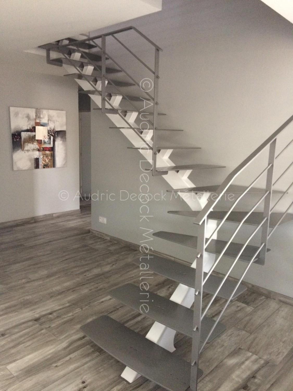 m tallerie lyon verri re sur mesure garde corps escalier m tallique verre verriere. Black Bedroom Furniture Sets. Home Design Ideas