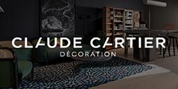 Claude Cartier décoration d'intérieur
